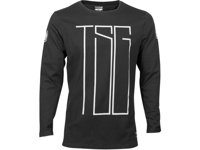 TSG MJ2 Longsleeve T-shirt Heren, black